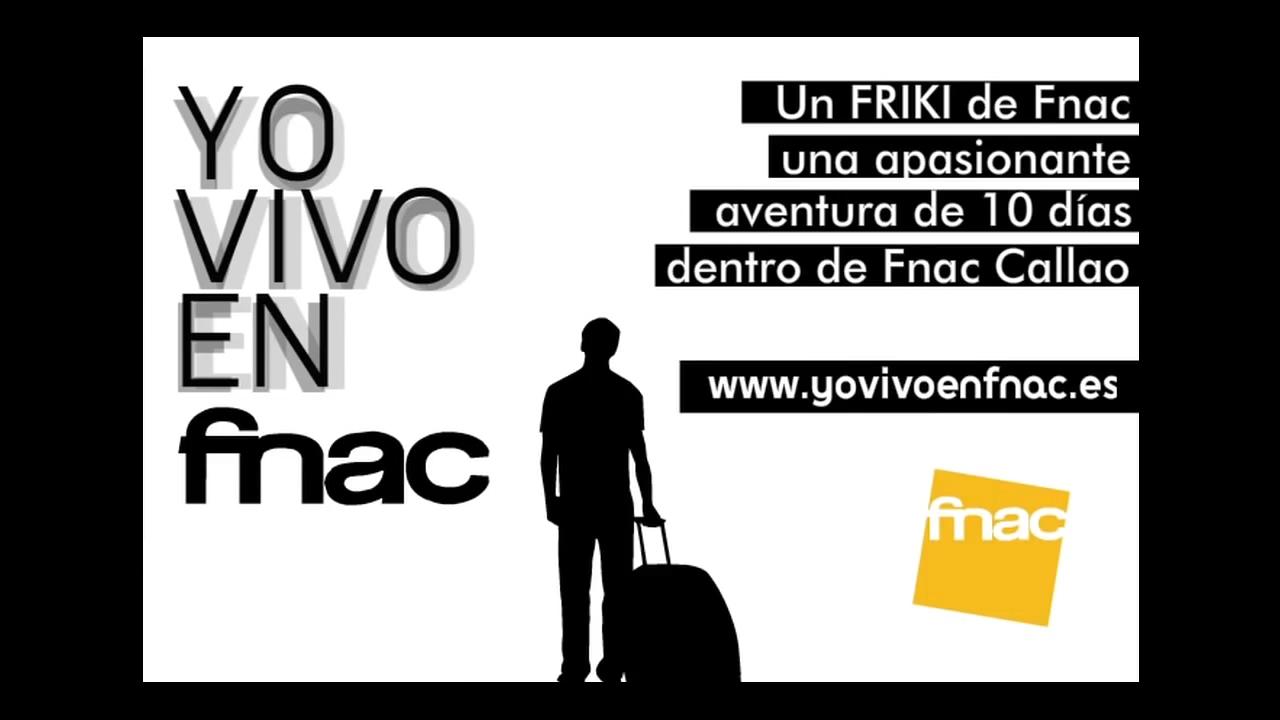 YO VIVO EN FNAC_portada